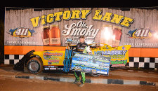 Story & Photos by Philip Prichard, MSA: Donald McIntosh of Dawsonville, GA won the first race of the 2015 season by leading flag-to-flag at the 411 Speedway in Seymour, TN. This […]