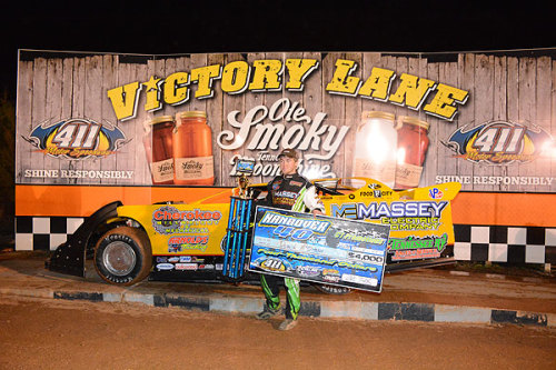 "Donald McIntosh Dominates ""The Hangover Late Model Race"" at 411 Speedway"