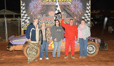 Senoia Raceway returned to racing action on Saturday night, March 21, but only completed one feature race before mother nature opened her skies and rained out the remaining scheduled race […]