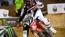 For the first time in the 2015 Monster Energy AMA Supercross, an FIM World Championship, Discount Tire Racing/TwoTwo Motorsports' Chad Reed won the 450SX Class Main Event at the Georgia […]