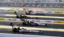 Story by Kevin Thorne: With Friday's washout of qualifying a brand new racing surface, teams scrambled to get all the information they could with just 2 runs. Teams were shaking their […]