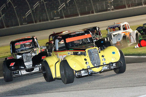 Champions Crowned at Atlanta Motor Speedway's Winter Flurry