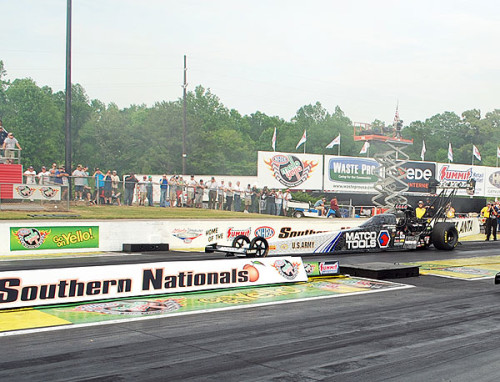 BROWN, WILKERSON, LINE AND ARANA WIN 35TH ANNUAL 2015 SUMMIT RACING EQUIPMENT NHRA SOUTHERN NATIONALS