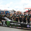 John Force Racing and Monster Energy today announced a multi-year primary sponsorship agreement that will begin this weekend at the […]