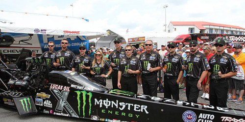 John Force Racing and Monster Energy today announced a multi-year primary sponsorship agreement that will begin this weekend at the Summit Racing Equipment NHRA Southern Nationals. Brittany Force's Top Fuel […]