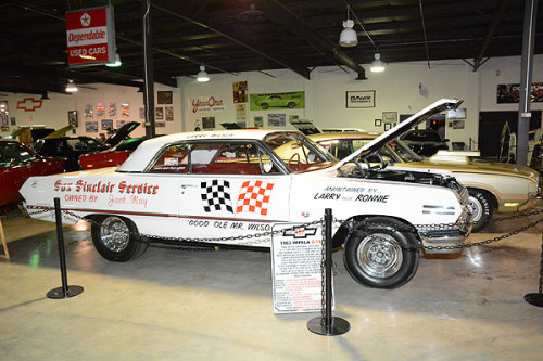 Muscle Car Museum – Sevierville, Tennessee