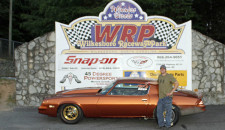 Story & photos by Kevin Thorne: Lenoir NC's Kalem Hicks took his 4 second rail dragster to the Wilkesboro Dragway winners circle for the first time in two years this […]