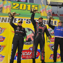 Matt Hagan won at his home track in Funny Car for the first time in his career Sunday at the […]