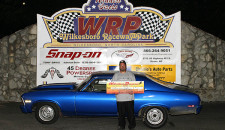 By Kevin Thorne for MSA: Former Wilkesboro Dragway Top ET champion Frank Aldridge and his 20's style roadster seemed to be on a rail Saturday night untill he met up […]