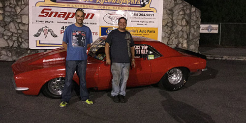 Story/Photo by Kevin Thorne for MSA: Long time Wilkesboro Dragway racer Tim Adams has been plagued with motor problems for the past 2 seasons. This year, things have been turning […]