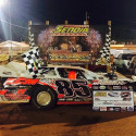 Jeff Smith of Dalton went flag to flag capturing the inaugural Chevrolet Performance 525 Super Series race at Senoia Raceway […]