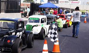 AMS Legends & Bandolero racing return to Atlanta Motorsports Park
