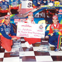 Story courtesy of Talladega SS: When Jeff Gordon shuts down his engine for the final time at Talladega Superspeedway after […]