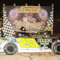 He gave up the lead position near the half way mark of Saturday night's main event at Senoia Raceway, but […]