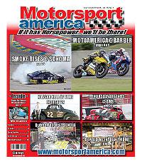 Motorsport America in print: July/August 2016