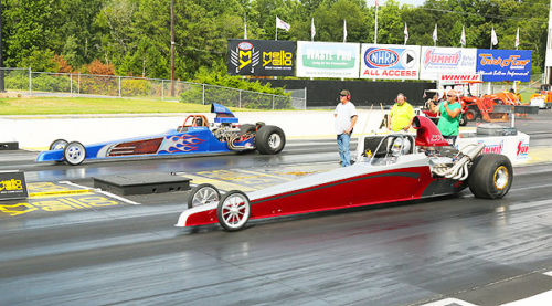 Results: Summit ET event at Atlanta Dragway