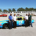 As Talladega's October weekend approached, the members of the Alabama Gang decided to make Dale Earnhardt Jr. part of the […]