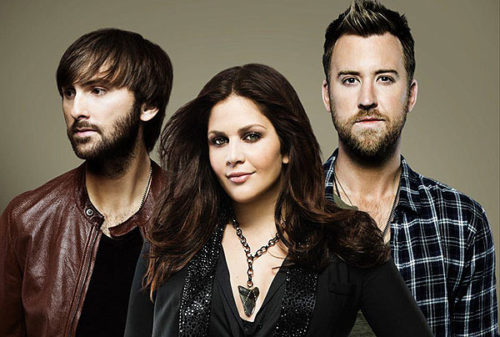 Seven-Time GRAMMY Award Winning Group Lady Antebellum To Perform DAYTONA 500 Pre-Race Show