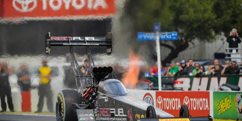 Shawn Langdon's first race of the 2017 NHRA Mello Yello Drag Racing Series season will come in Houston, but his […]
