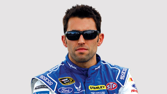 Aric Almirola to Miss Races during Injury Recovery