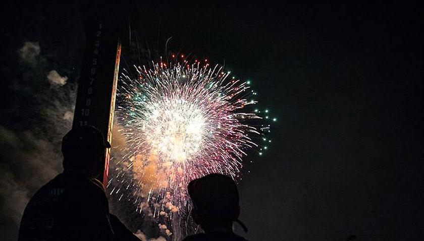 Drag Racing & fireworks at AMS June 30th