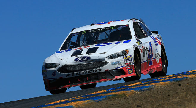 Harvick Sweeps Sonoma Weekend With NASCAR Cup Win