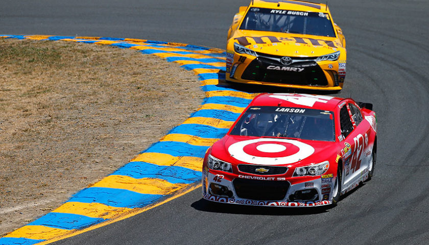 NASCAR National Series: Sonoma and Iowa, June 23-25