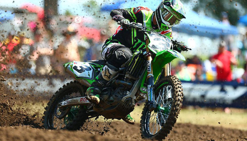 Tomac Rebounds for Second Lucas Oil Pro Motocross Championship Victory of the Season at Muddy Creek to Tighten Points Gap