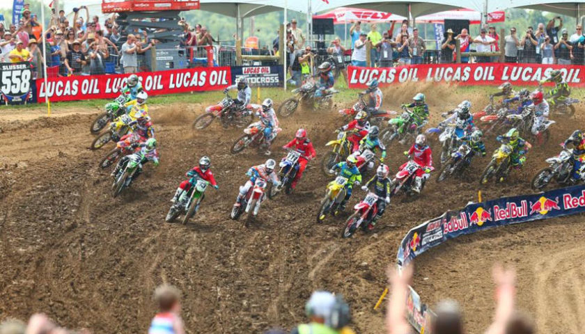 Lucas Oil Pro Motocross Championship results: Red Bull High Point National