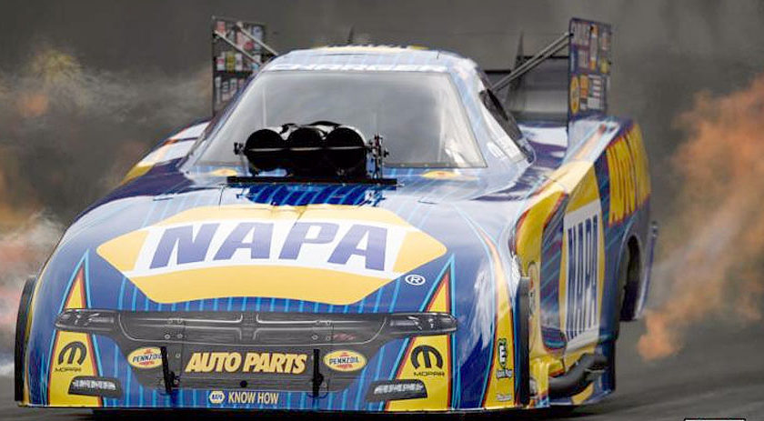 Tobler sends NAPA to final round then Capps' reaction gets fifth title