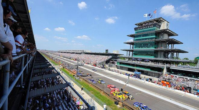 NASCAR National Series News & Notes — Indianapolis and Eldora