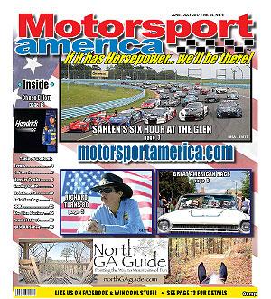 MSA in print: June/July 2017