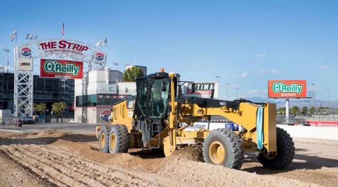 FOUR WIDE! LVMS announces big changes at The Strip