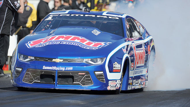 NHRA makes changes to Pro Stock qualifying at select events