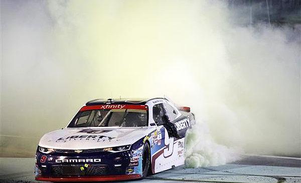 William Byron Wins 2017 NASCAR XFINITY Series Championship