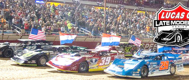 Sunoco Race Fuels Continues Exclusive Partnership with Lucas Oil Late Model Dirt Series