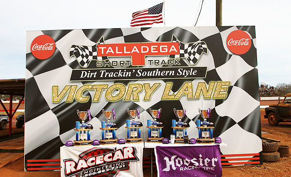 The 27th Annual Ice Bowl at the Talladega Short Track