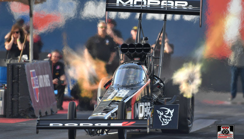 Leah Pritchett Unofficially Fastest Top Fuel Pilot in NHRA History