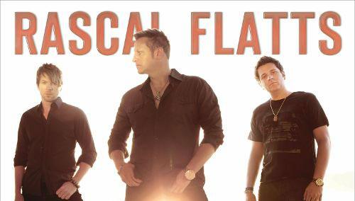 Superstar Vocal Group Rascal Flatts to Perform DAYTONA 500 Pre-Race Show
