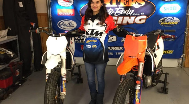 Waters Autobody Racing Announces Two-rider Team for 2018 American Flat Track Season